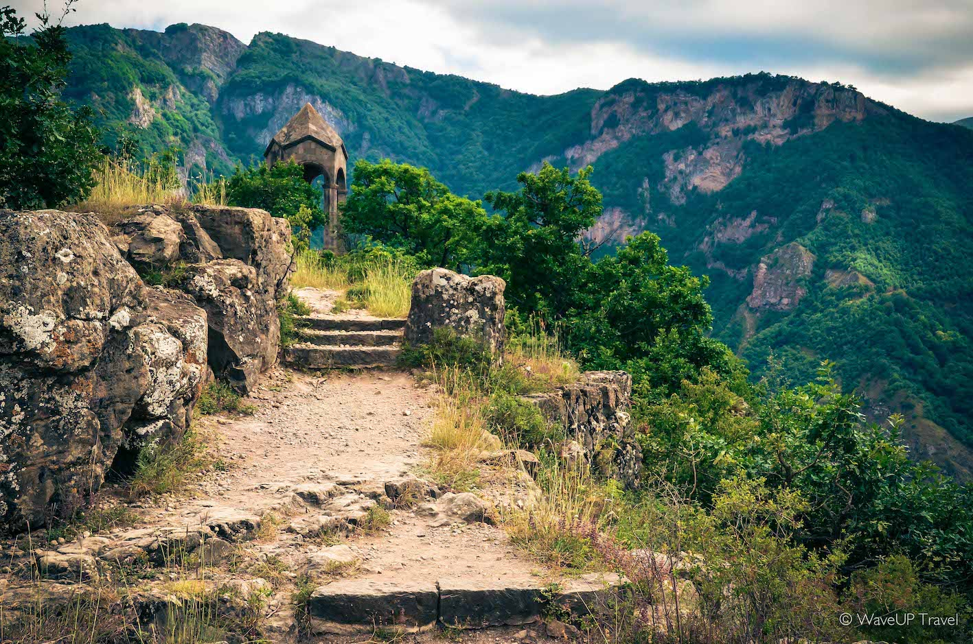 Most secret spots in Armenia
