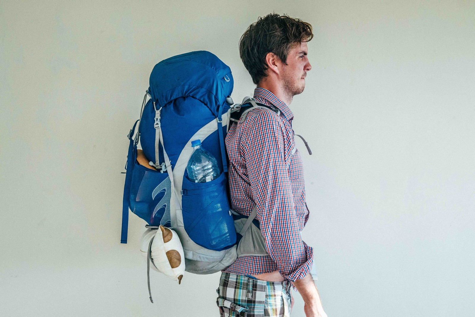Choosing the right backpack size