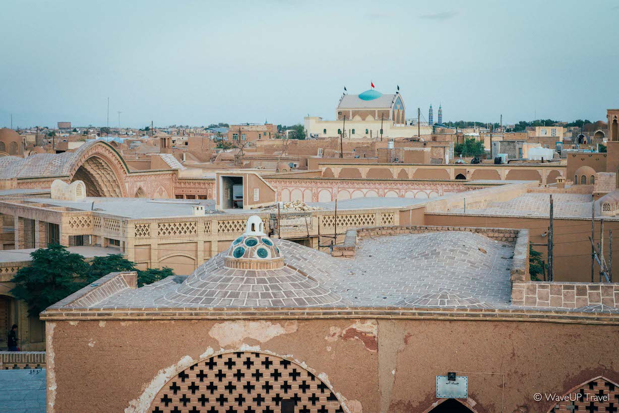 Iran cities: top to visit - Kashan