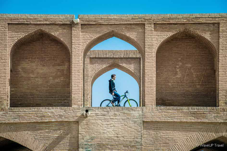 Iran tour: top-10 places to see - Esfahan bridges