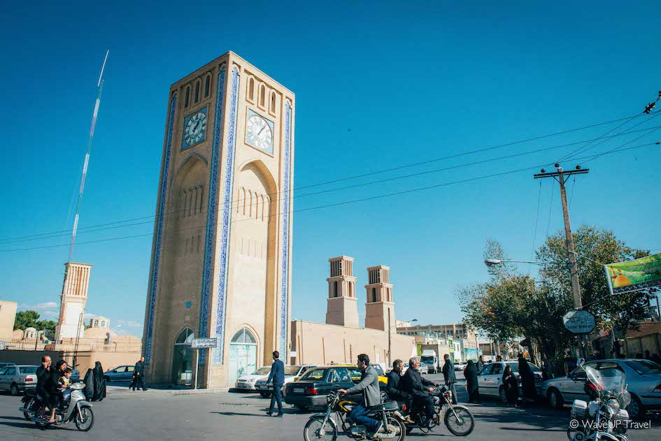 Iran cities: top to visit - Yazd