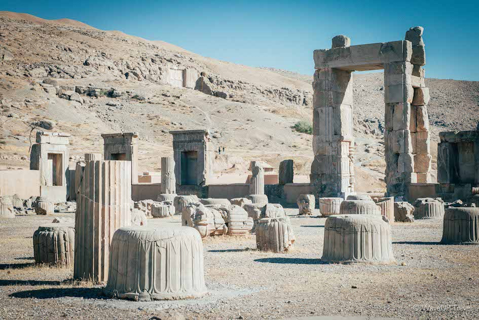 Iran cities: top to visit - Persepolis