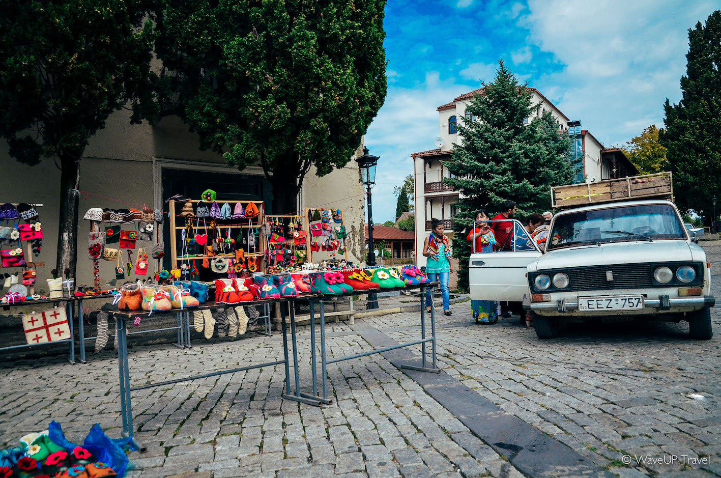 Georgia tours: markets, one of the top reasons to visit now