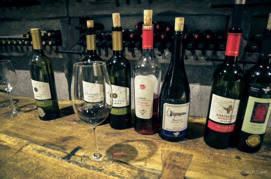 Georgia tours: wine,  one of the top reasons to visit now
