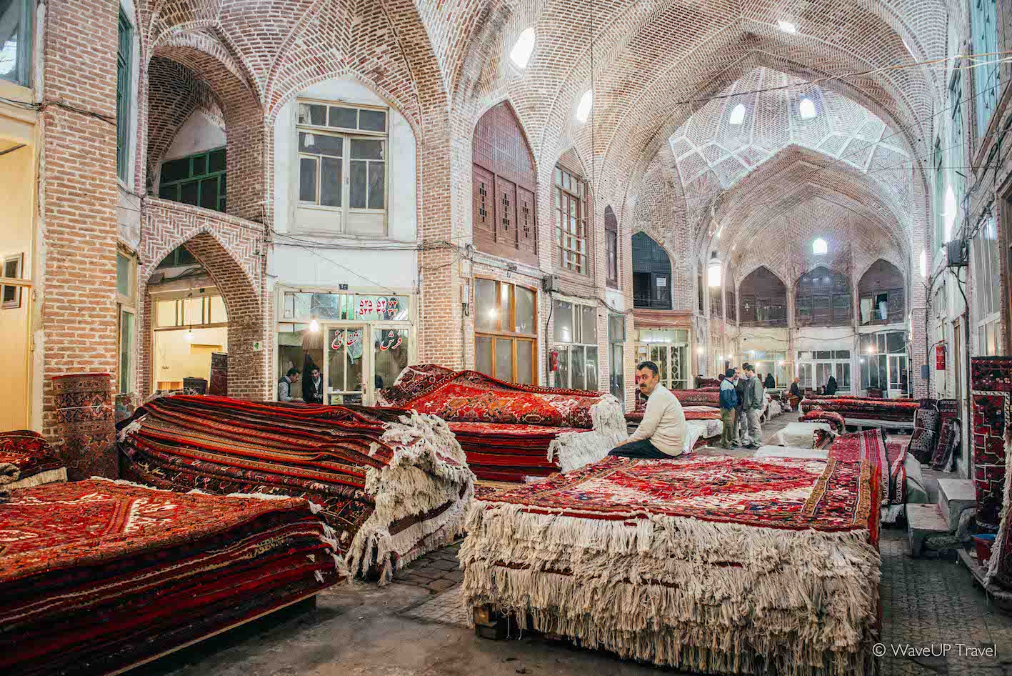 Secrets Of Iran Best Of Persian Bazaars Waveup Travel