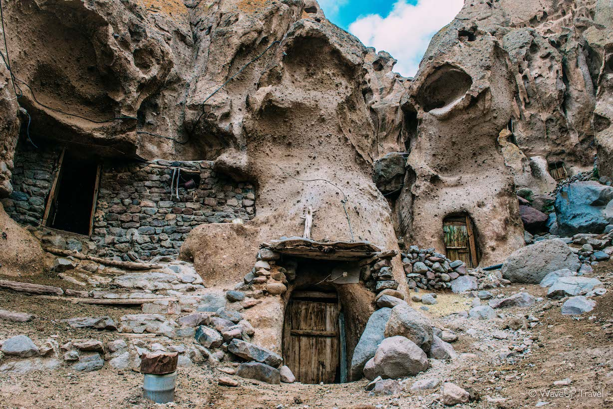 Iran cities: top to visit - Kandovan